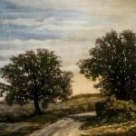 "Corot's Road, 36""x48"".jpg"